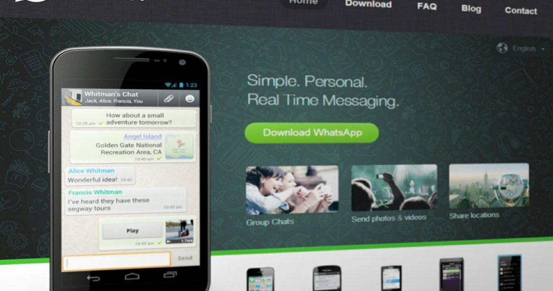 Como o Whatsapp pode ajudar no dia a dia de sua empresa (Foto: pixabay)